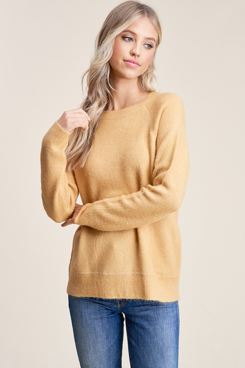 Kamila Long Sleeve Soft Feel Pullover