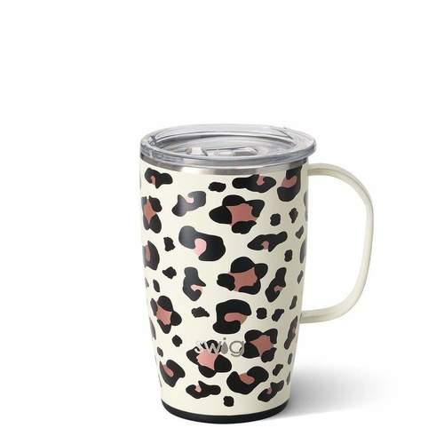 Swig 18oz Luxy Leopard Mug