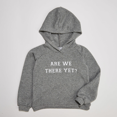 Little's Hoodie // Are We There Yet?