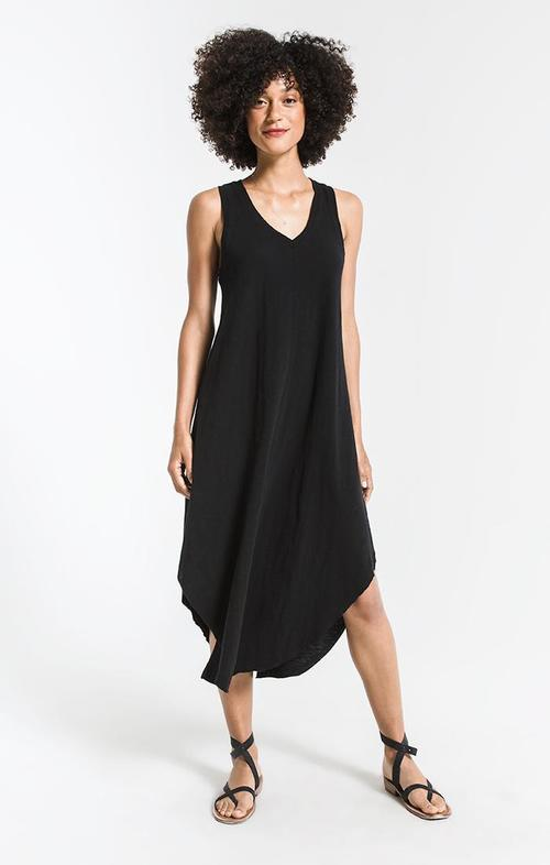 The Black Reverie Dress