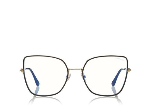 Blue Block Butterfly Opticals