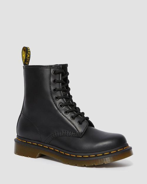 Dr. Martens 1460W Black Smooth Leather