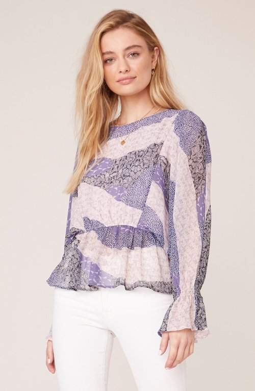 Easy Breezy Long Sleeve Top