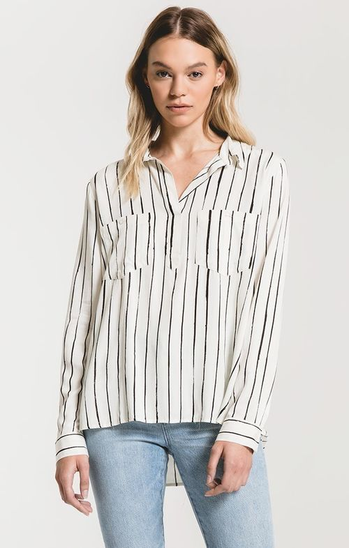 Livorno Striped Shirt