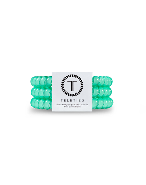 Teleties 3 Pack Small - Mint