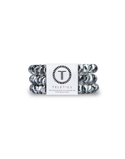 Teleties 3 Pack Small - Zebra