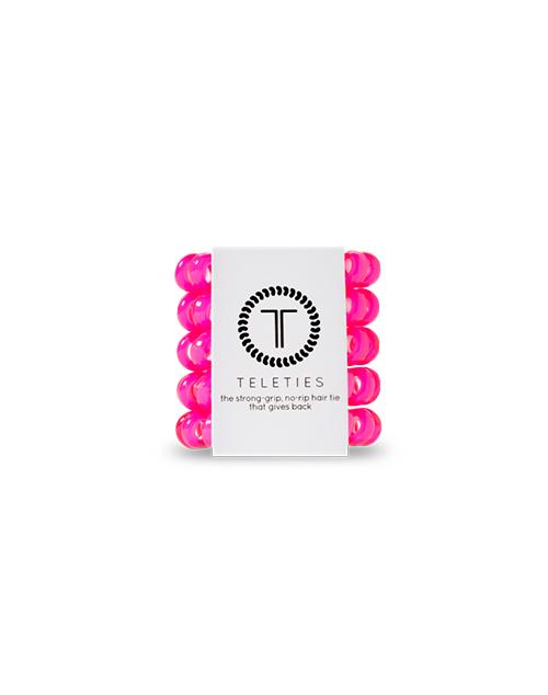 Teleties 5 Pack Tiny - Pink