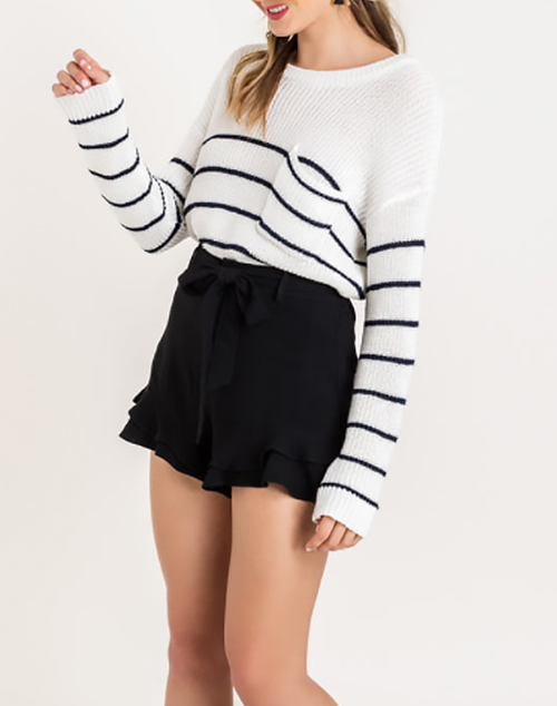 Venice High Waisted Shorts