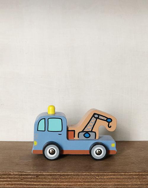 Mini Around Town Cars - Tow Truck