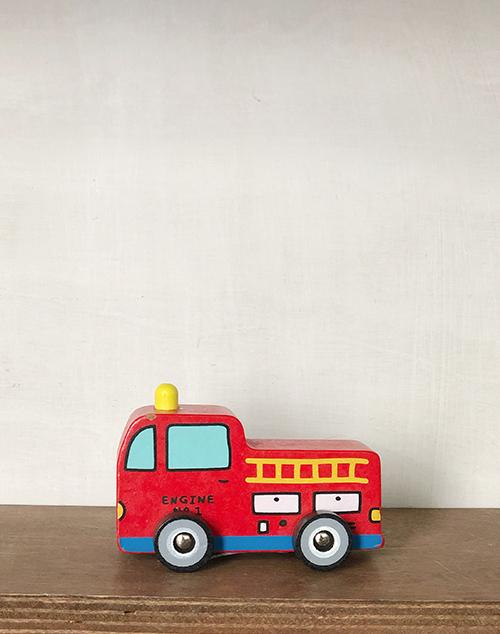 Mini Around Town Cars - Firetruck