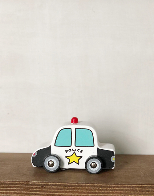 Mini Around Town Cars - Police