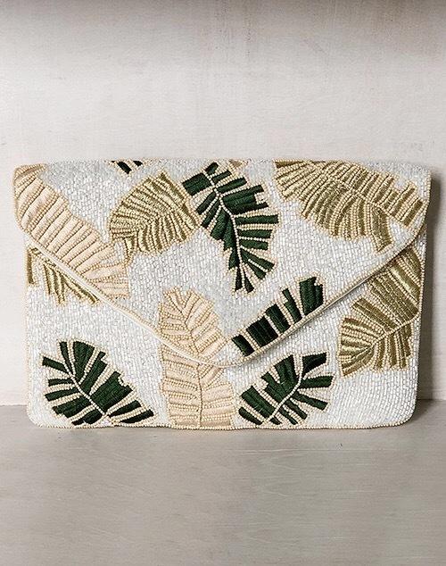 The Palms Clutch