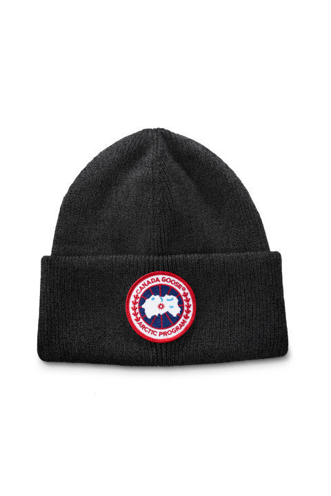 Canada Goose M Arctic Disc Toque Black Heather