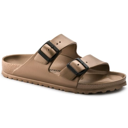Birkenstock Arizona Metallic Copper EVA