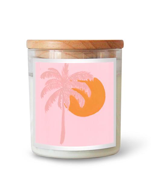 Natalie Jade Palm Paradise Candle - Tulum