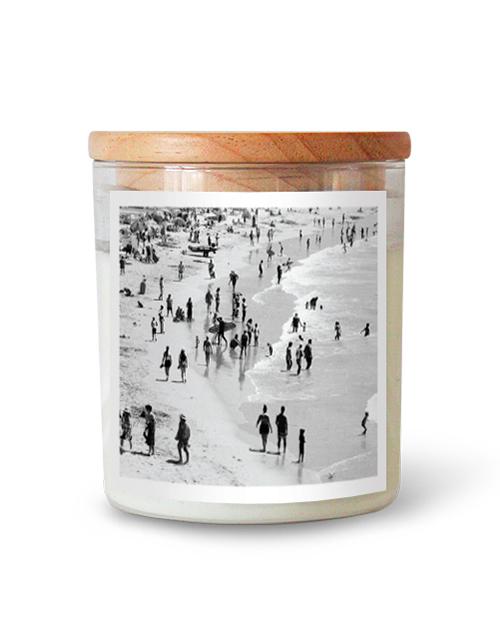 Beach Peeps Candle - Mali