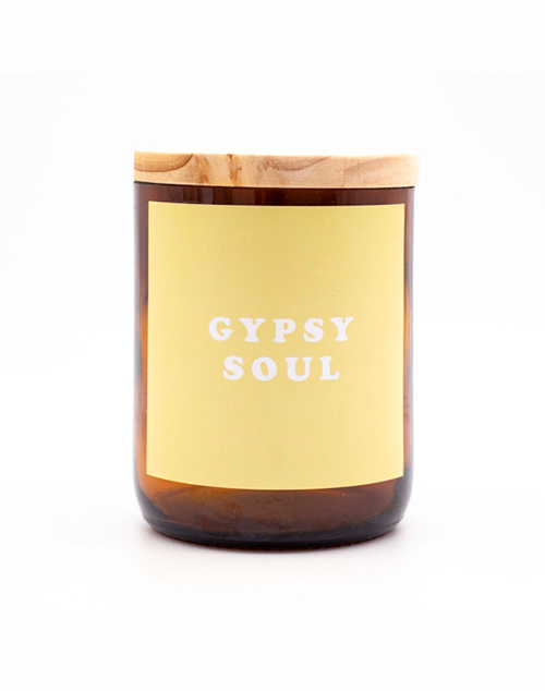 Happy Days Candle - Gypsy Soul - India