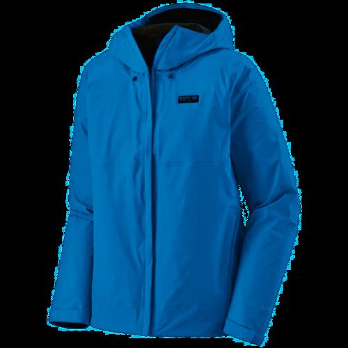 Patagonia M Torrentshell 3L Jacket Andes Blue