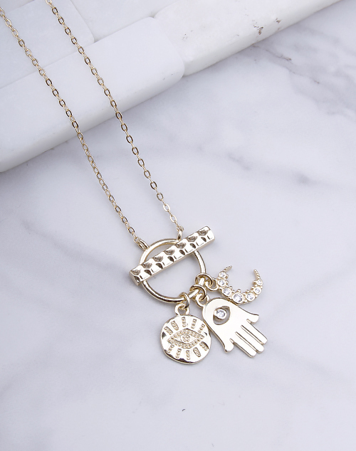 Funky Lucky Necklace