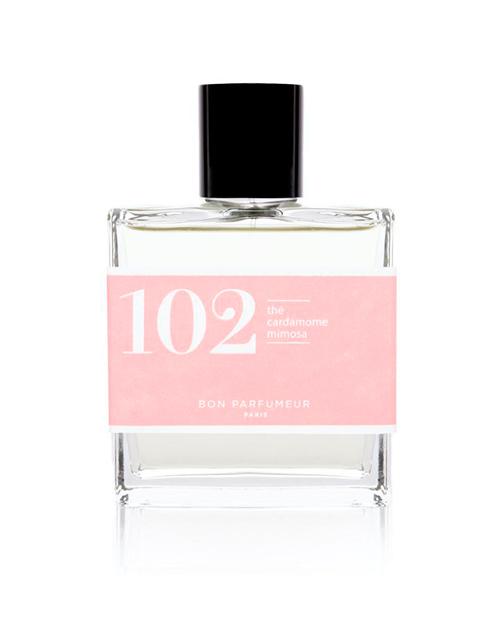 #102 Tea/Cardamom/Mimosa 1oz