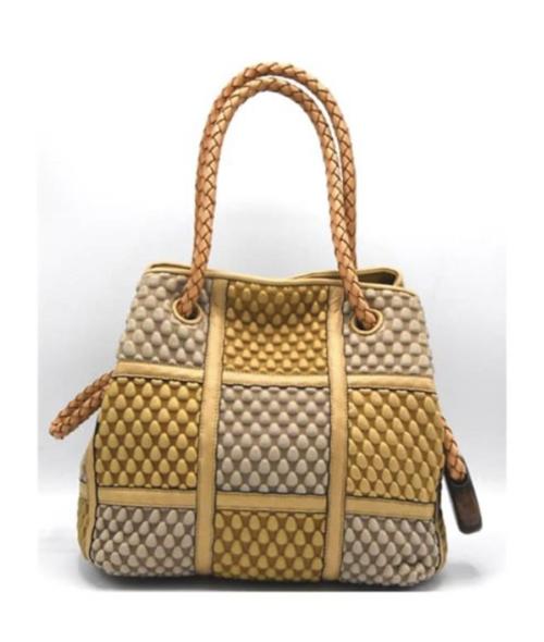 Bucket Bag Bi-color