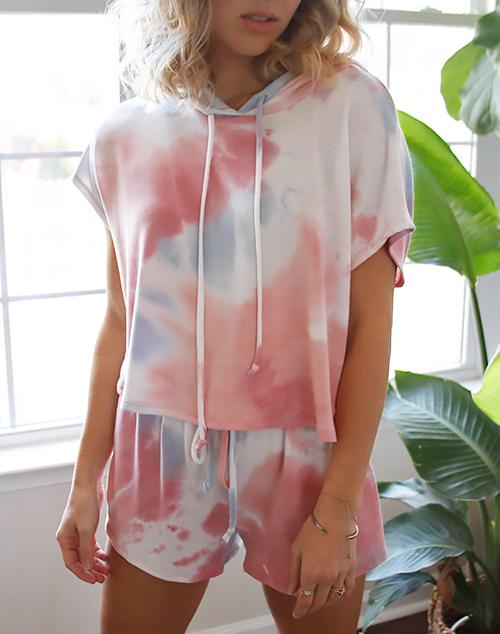 Christa Tie Dye 2 Piece Set