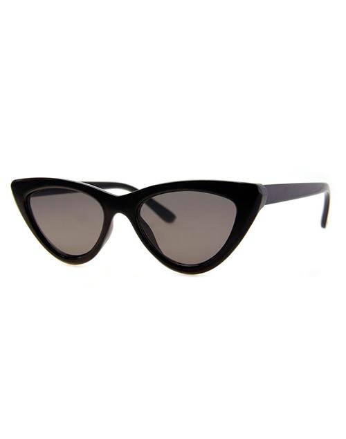 Naughty Black Sunglasses