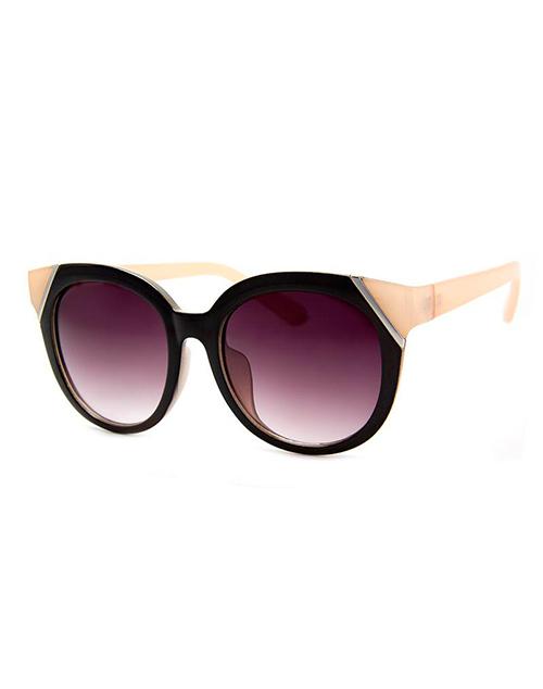 Mulberry Street Black Sunglasses