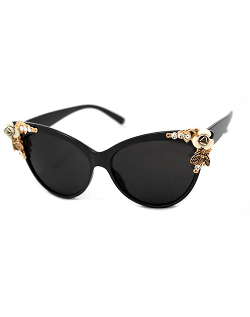 Mimi Black Sunglasses