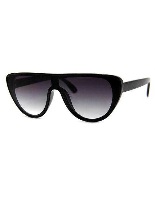 Buzzsaw Black Sunglasses
