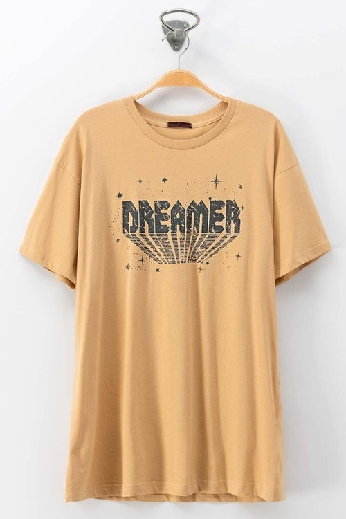 Dreamer Rustic Graphic Tee