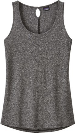 Patagonia W Mount Airy Scoop Tank Ink Black