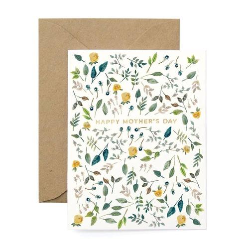 Botanic Mom Card