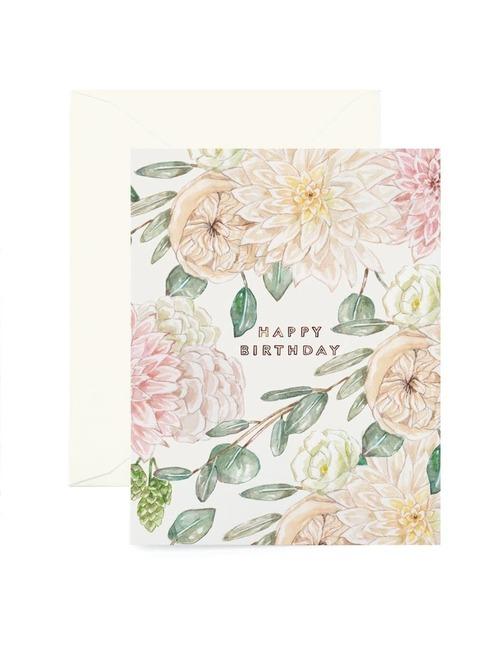 Garden Rose Birthday