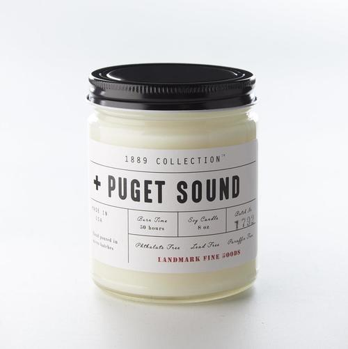 Puget Sound Candle