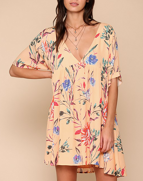 Lindsey Floral Dress