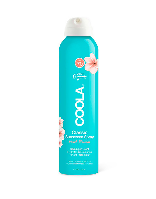COOLA SPF 70 Classic Body Peach Blossom 6 oz
