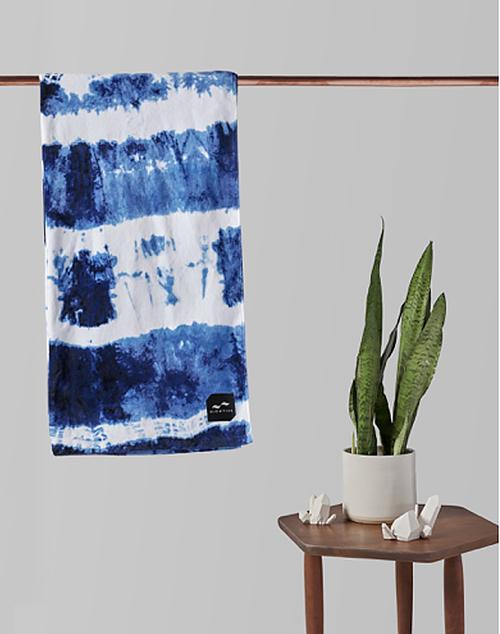 Indigo Sun Beach Towel