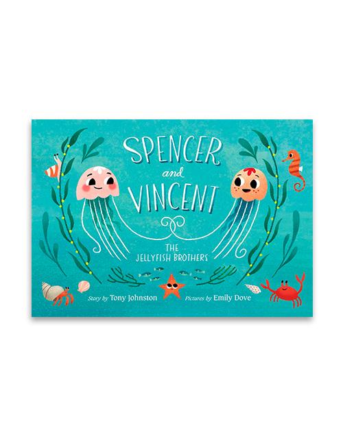 Spencer & Vincent Jellyfish Brothers