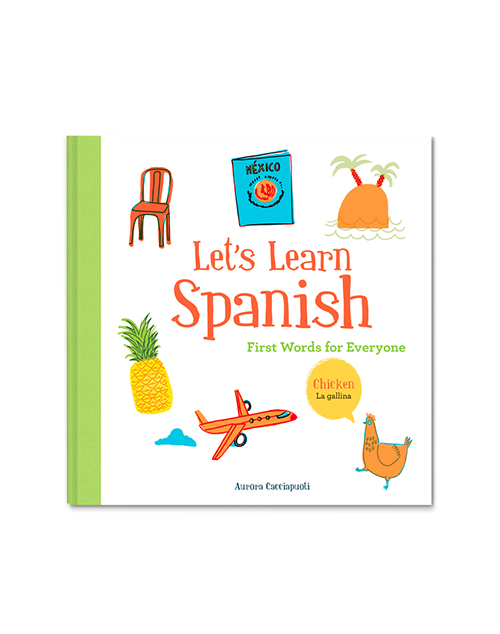 Lets Learn Spanish Book