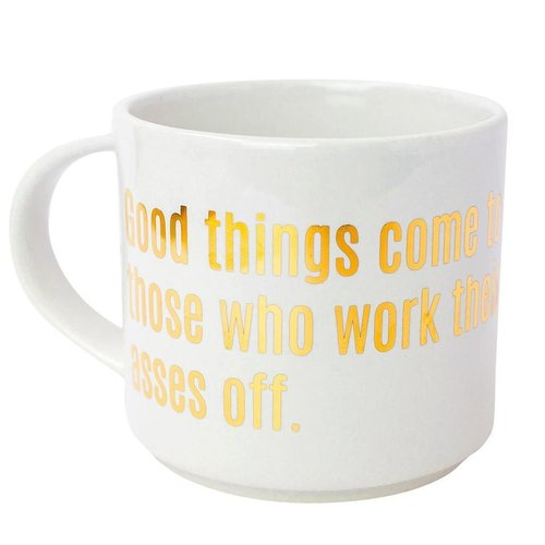 Good Things Come Mug