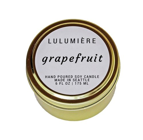Lulumiere Grapefruit 6oz Tin