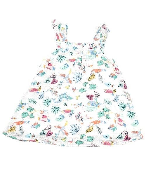 Tropical Birds Sundress