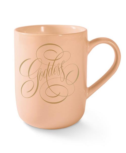 Goddess Mug Pink