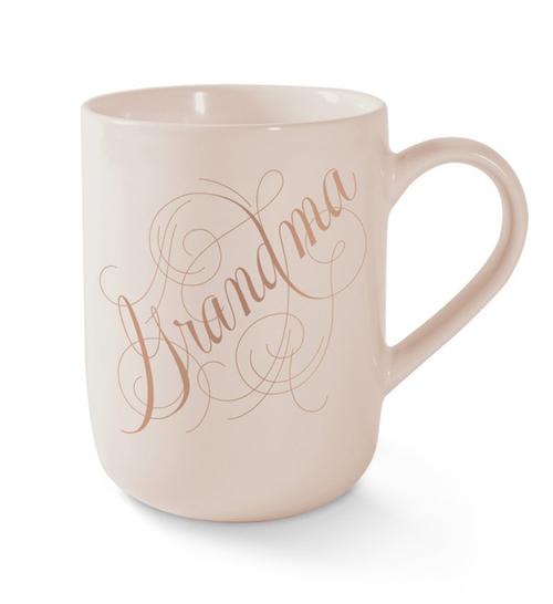 Grandma Mug Pink
