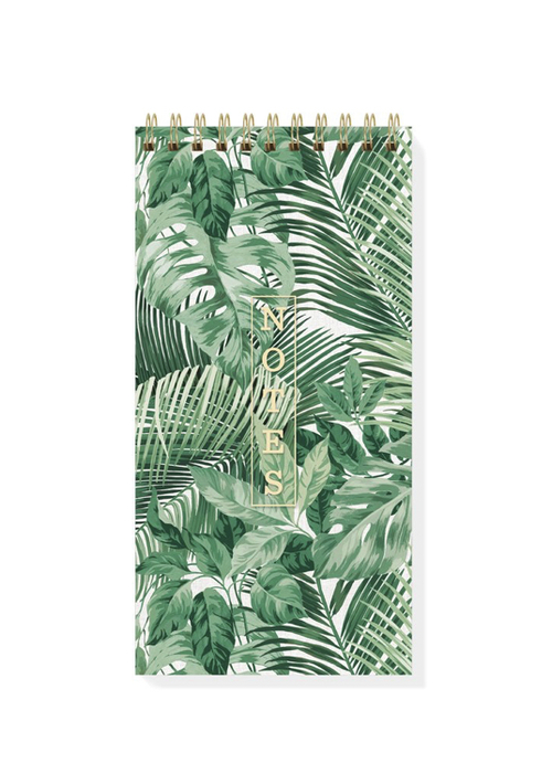 Tall Rainforest Spiral Journal