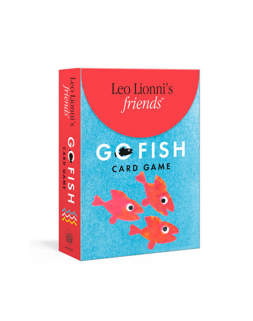 Leo Lionnis Go Fish Card Game