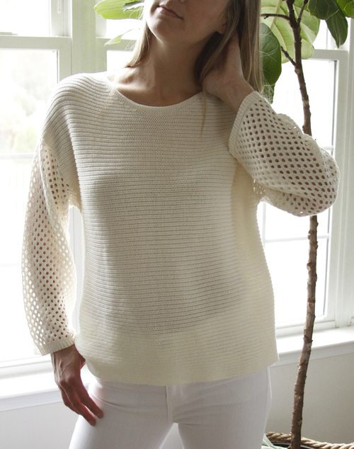 Breezy Bay Sweater
