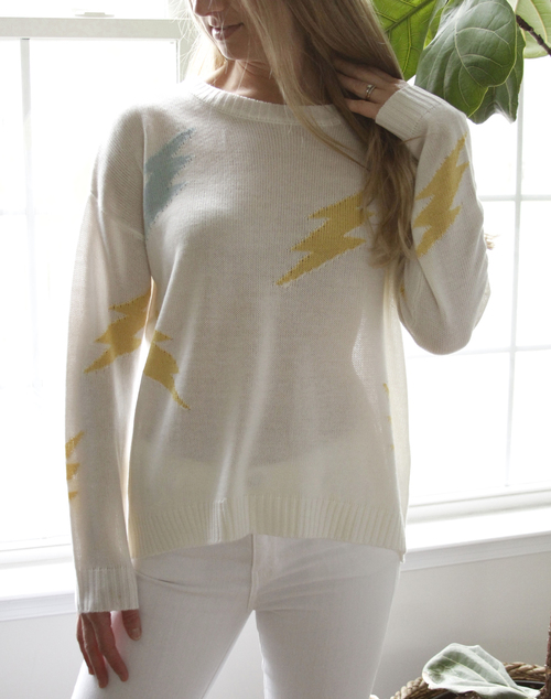 Lite The Night Sweater