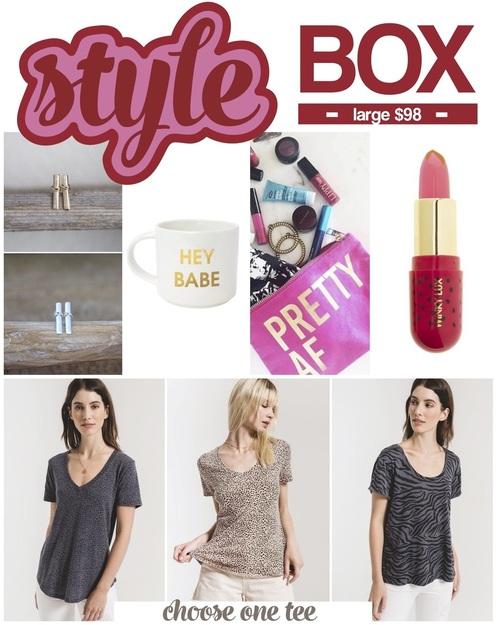 Mapel Style Box Large